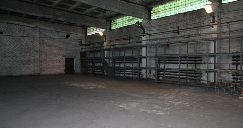Тёплые склады на базе ул. Промышленная - внутри помещения