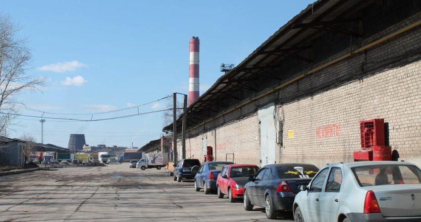 Тёплые склады на базе ул. Промышленная, 7 в Череповце - подъездные пути