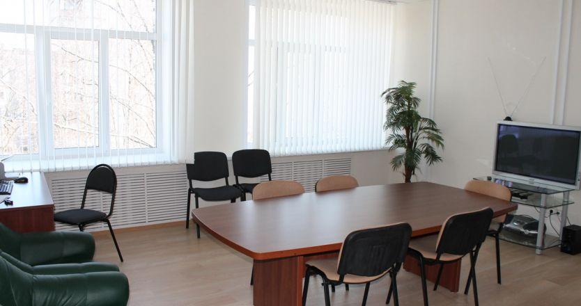 Аренда офиса Строителей 28а - интерьер офиса