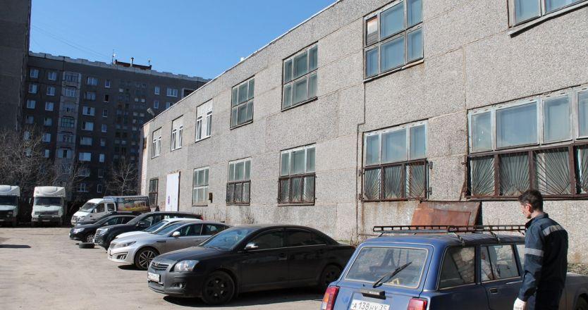 Аренда производственно-складских помещений пр. Строителей, 28а - 2-этажное здание